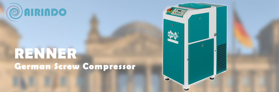 Renner German Screw Compressor